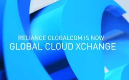 Reliance Globalcom Rebrands as the Global Cloud Xchange