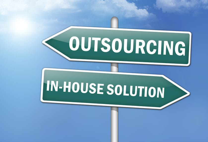 Control and Performance in an Outsourced Cloud Environment