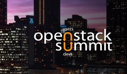 OpenStack Summit is underway in Atlanta