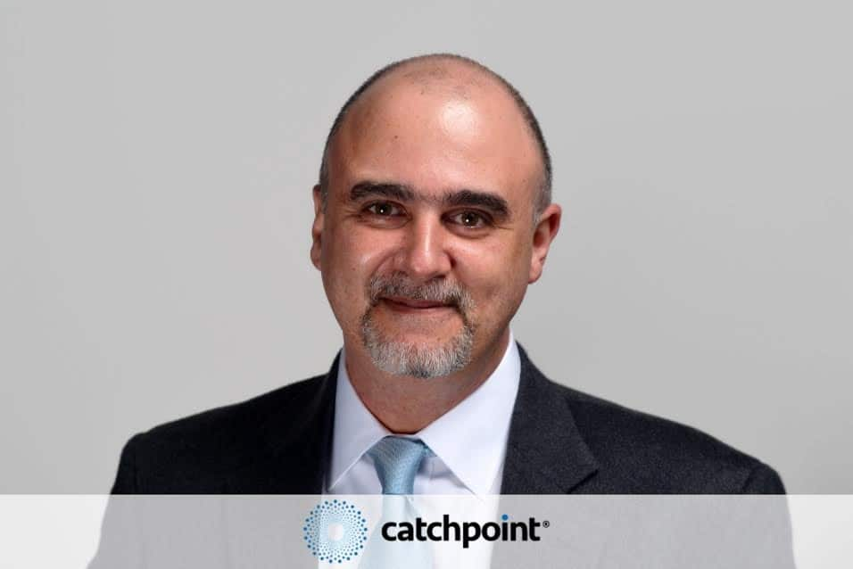 Mehdi Daoudi, CEO of Catchpoint