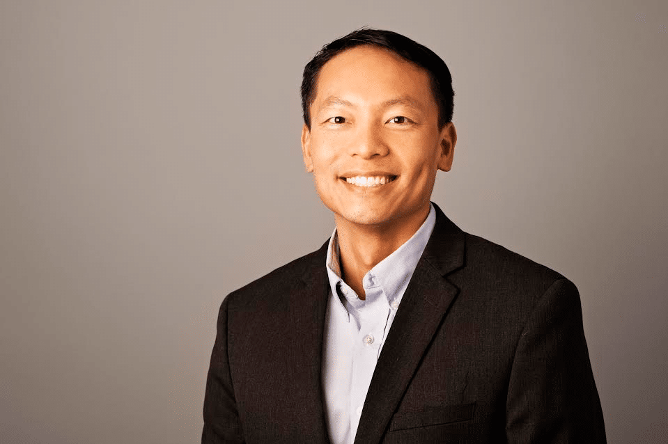 Gerald Choung, ESET, North America of VP Sales and Marketing