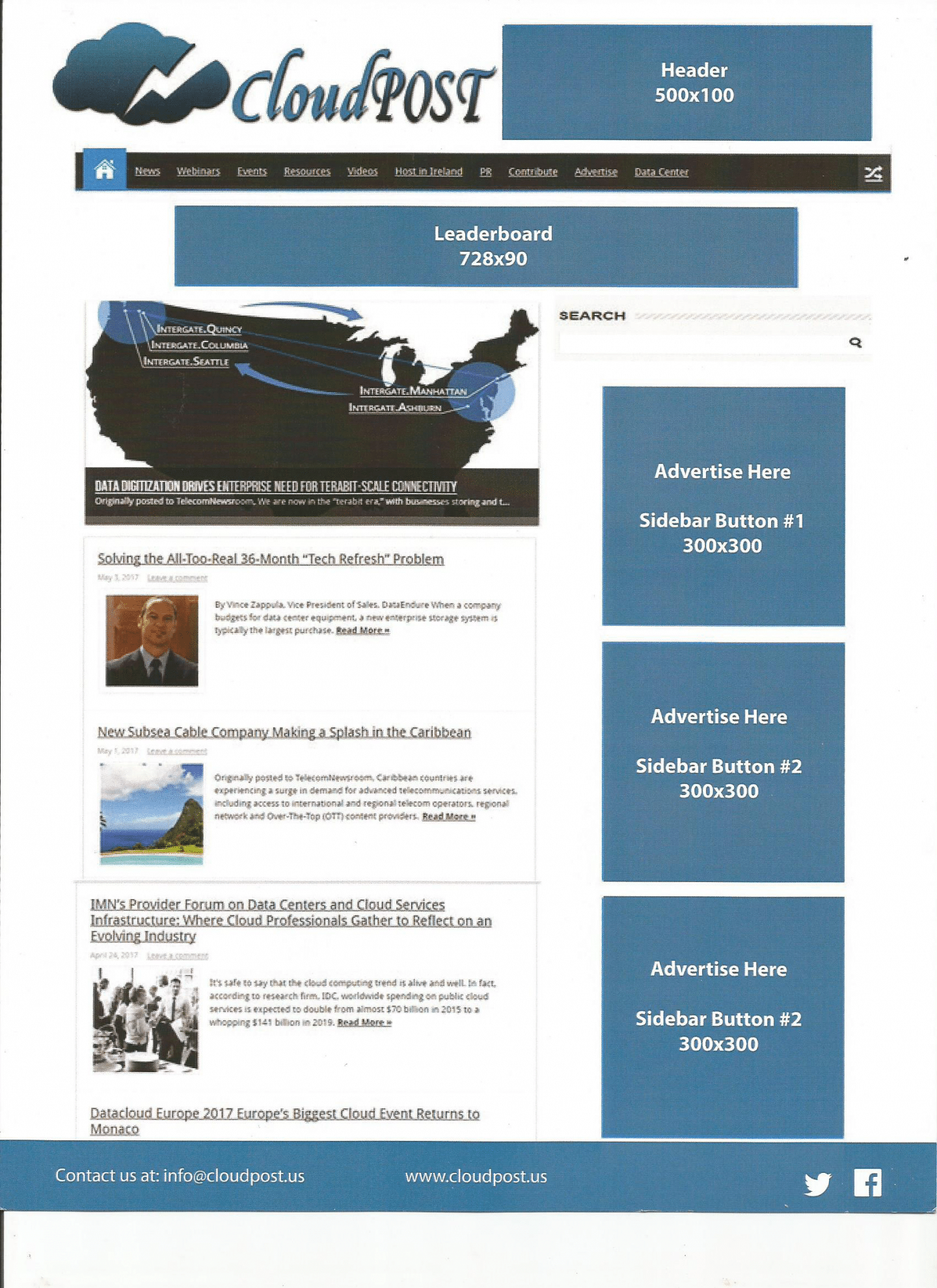 CloudPOST Advertising page 2