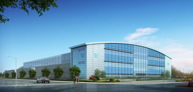 The Forecast in China Is Cloudy and Connected: Developing Hyperscale Data Center Campuses to Serve the World's Second Largest Economy