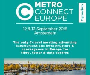 Metro Connect Europe 2018