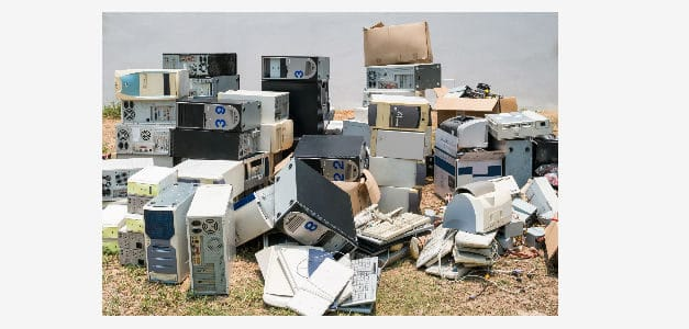 Top 3 Reasons E-waste is Your Next Big Problem