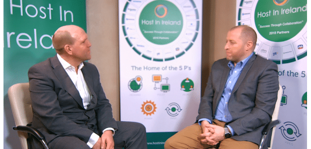 Host in Ireland Partner Spotlight: An Interview with Craig Doyle, Senior Solution Market Manager EMEA, CommScope Enterprise Solutions Division