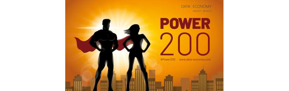 Spotlight on Data Economy's 'Power 200' Leaders