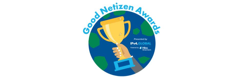 IPv4.Global Announces the San Francisco Good Netizen Awards Finalists
