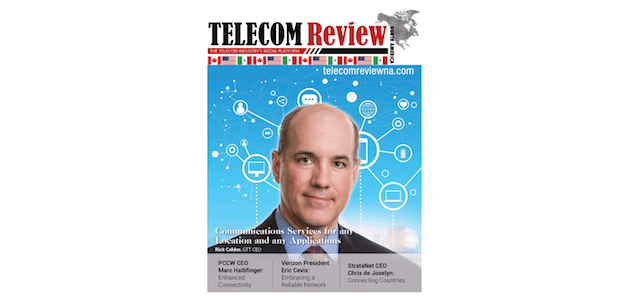 Telecom Review North America Spotlights GTT in Cover Feature