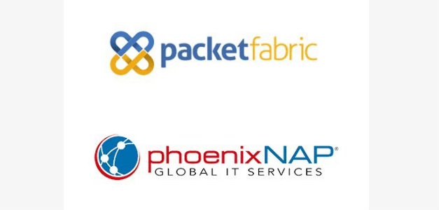 PacketFabric Establishes Presence in phoenixNAP's Flagship Data Center