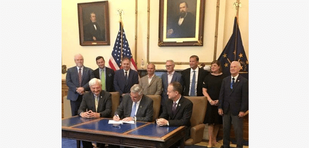 Indiana's Governor Signs Data Center Incentive Bill, Granting the State a Critical Competitive Edge