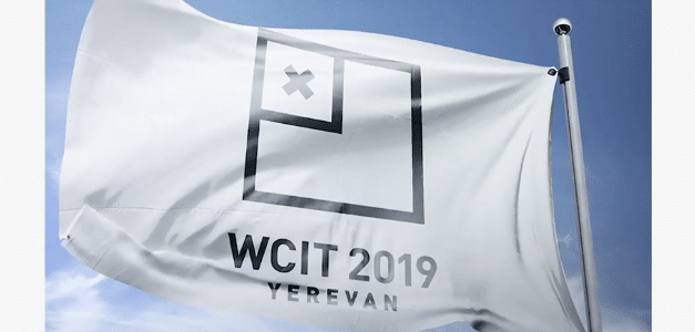 Ideas, Power And Intellect Converge at the WCIT 2019 to Shape The Future of Decentralization