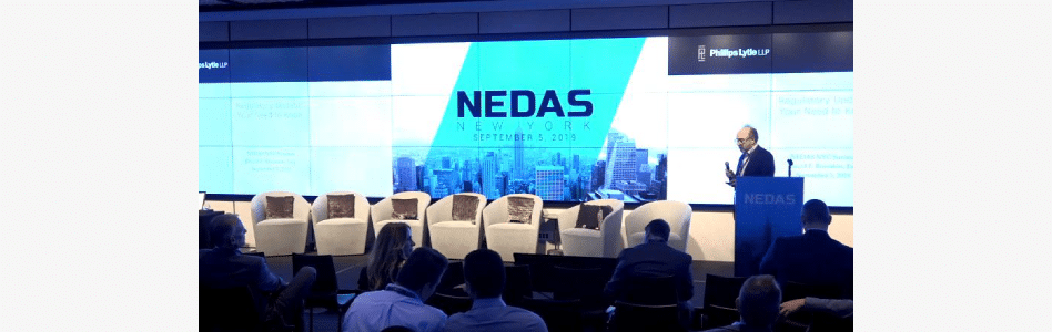 The Dynamic Sphere of Regulatory Considerations: NEDAS Discusses the State of Affairs