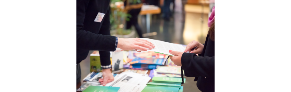 iMPR's Top Five Tips for Trade Show Marketing