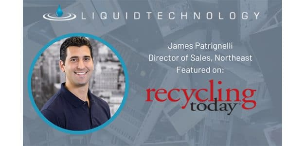 An Interview With James Patrignelli: Insights on Itad and Liquid Technology's Role in Ensuring Enterprise Security