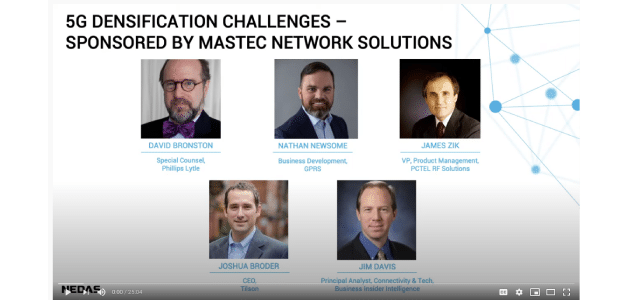 NEDAS Discusses 5G Densifications Challenges at its Virtual Symposium