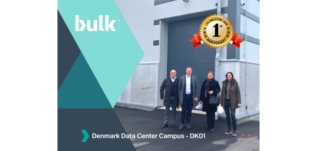 Bulk Marks New Connections, Facilities in Denmark