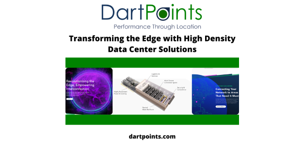 Transforming the Edge with High Density Data Center Solutions