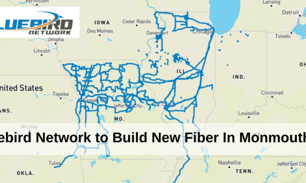 NEW ERA OF FIBER CONNECTIVITY HITS MONMOUTH, IL
