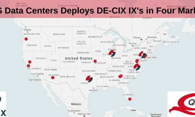DE-CIX and QTS are Building the Future of Internet Infrastructure