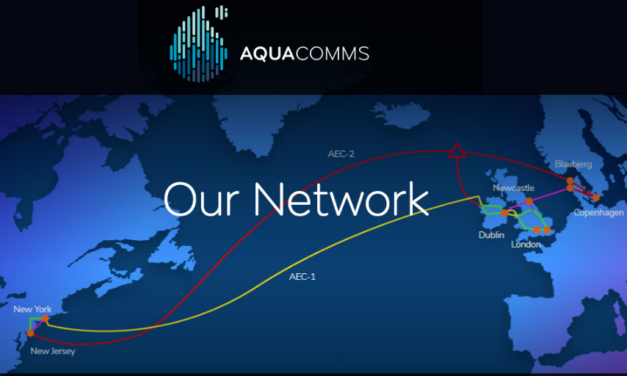 Digital 9 Infrastructure Acquires Aqua Comms