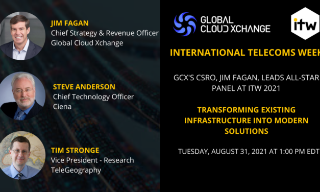 GCX's Jim Fagan Leads All-Star Panel at ITW 2021
